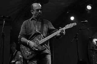 Chris Thompson (English musician) English musician