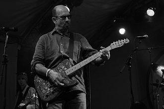 Chris Thompson (English musician) - Chris Thompson, 2010.