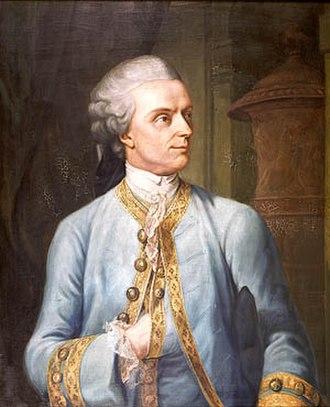 Christian Gottlob Heyne - by Johann Heinrich Wilhelm Tischbein