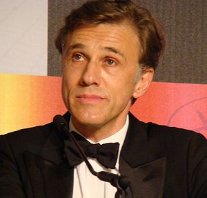 Inglourious Basterds - Christoph Waltz at the 2009 Cannes Film Festival