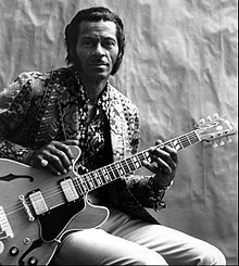 Golden shower chuck berry