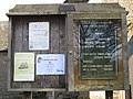 Church notice board, St. Dingat's - geograph.org.uk - 1171998.jpg