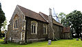 Church of St Andrew, Willingale, Essex, England - exterior from northeast.JPG