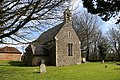 Church of St Margaret of Antioch, Margaret Roding Essex England - from northwest.jpg