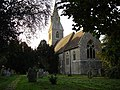 Church of St Mary, Langley - geograph.org.uk - 68157.jpg