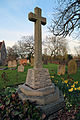 Church of St Mary Matching Essex England - Great War WWI memorial.jpg