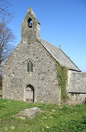 Church of St Tydwg, Tythegston - geograph.org.uk - 749523.jpg