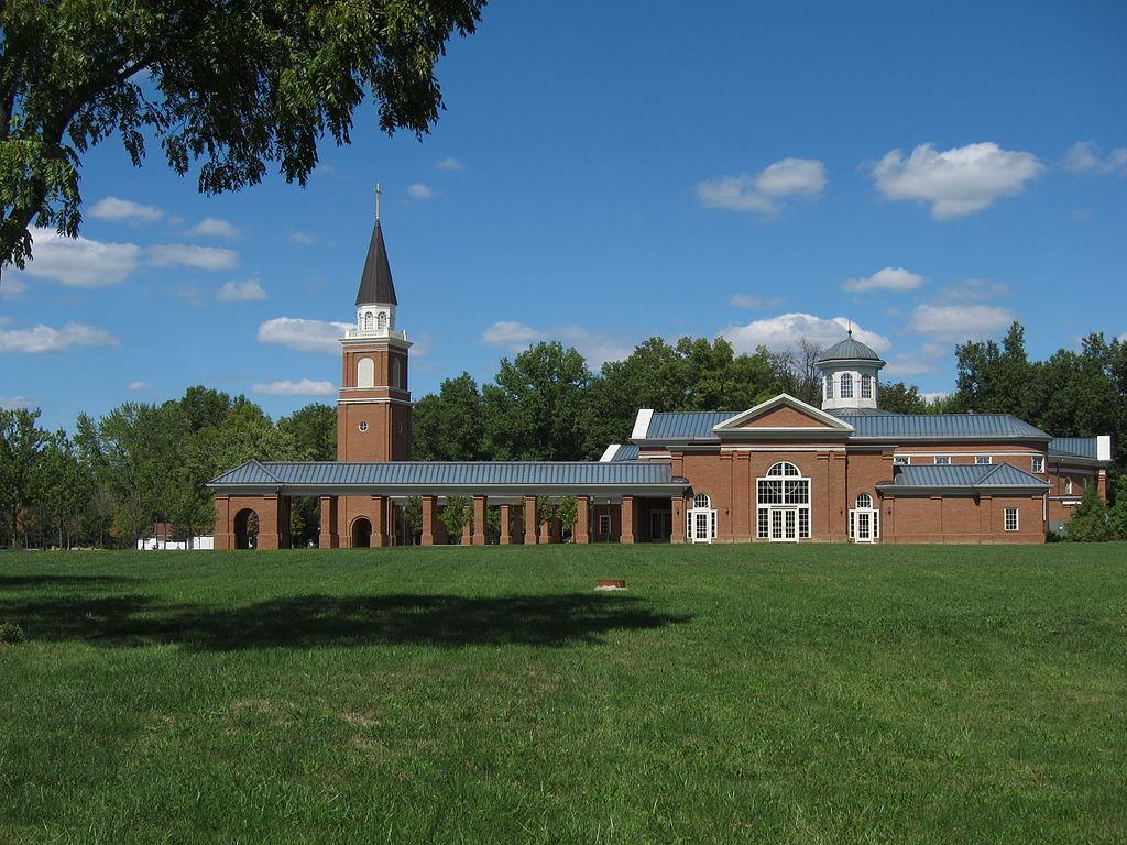 Amazing Resurrection Church New Albany Ohio #1: 1024px-Church_of_the_Resurrection_%28New_Albany%2C_Ohio%29.JPG