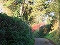 Churston Ferrers, private lane - geograph.org.uk - 1575005.jpg