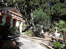 卡普里非天主教公墓