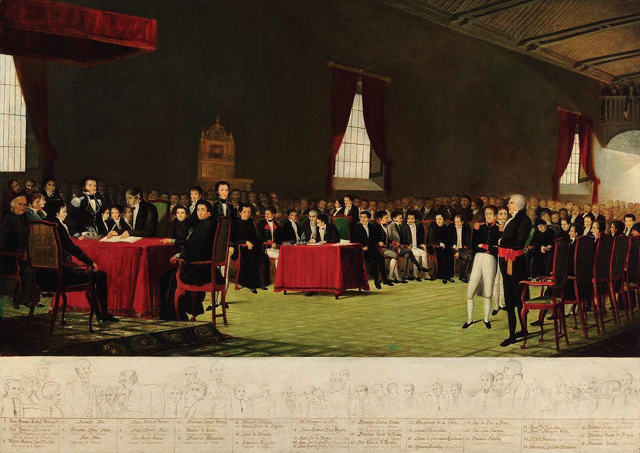 Cinco de julio de 1811 por Juan Lovera.jpg