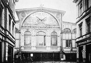 Circus Renz - Former Circus Renz building, Berlin, 1898