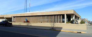 Shawnee, Oklahoma - Shawnee City Hall, December 2016