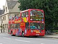 City Sightseeing bus in Oxford, England 07 - St Aldgate's Street.jpg