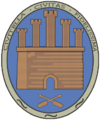 Coat of arms of Civitella del Tronto