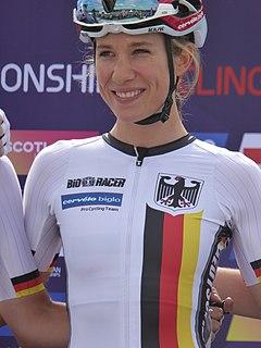 Clara Koppenburg German cyclist