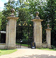 Clare College, Gateway to Clare Hall Piece.JPG