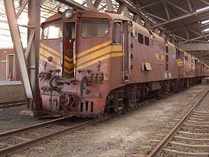 South African Class 5E1, Series 5 - No. E1134