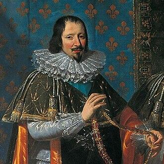 Duke of Longueville - Image: Claude Bouthillier en 1633