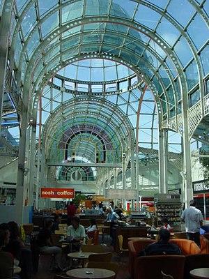 Clayton Square Shopping Centre - Image: Clayton Square shopping centre geograph.org.uk 112560
