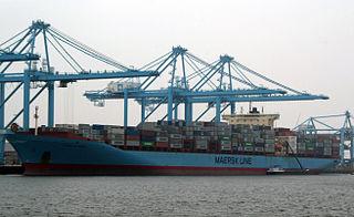 <i>Clementine Maersk</i>