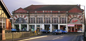 Curzon Community Cinema, Clevedon - The exterior of the cinema, 2005