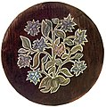 Clifford Embroidered Stool Borage Hardwick Hall.jpg