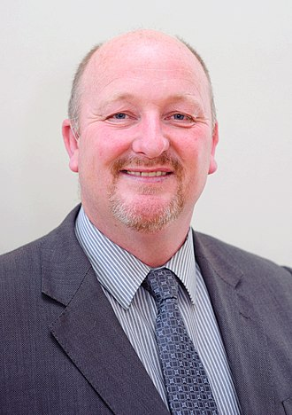 Monmouthshire County Council - Councillor Peter Fox, Conservative, Leader of the Council