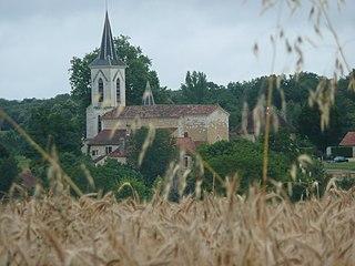 Fouleix Commune in Nouvelle-Aquitaine, France