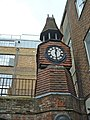 Clocktower of the Toynbee Centre, Spitalfields - geograph.org.uk - 307325.jpg