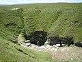 Close to the edge at Gaping Gill - geograph.org.uk - 858920.jpg