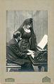 Clotilde Godó i el seu mestre, Enric Granados.jpg