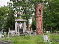 Cmentarz rzym.-kat. parafii pw. św. Mateusza Apostoła (I), 2 poł. XIX w Nowem.JPG