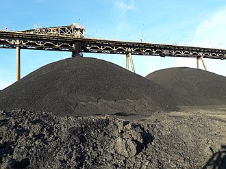 East Kalimantan - Economy of East Kalimantan is very depend on Petroleum and Mining, especially in Coal.