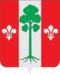 Coat of Arms of Barvichinskoe municipal division.png