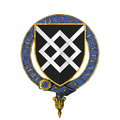 Coat of Arms of Sir William Haryngton, KG.png