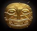 Cocle' gold plaque, Sitio Conte.jpg