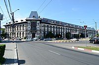 "Colegiul Național ""Tudor Vladimirescu"", Târgu Jiu.JPG"