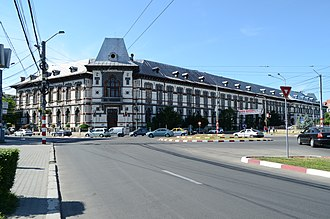 Târgu Jiu - Downtown