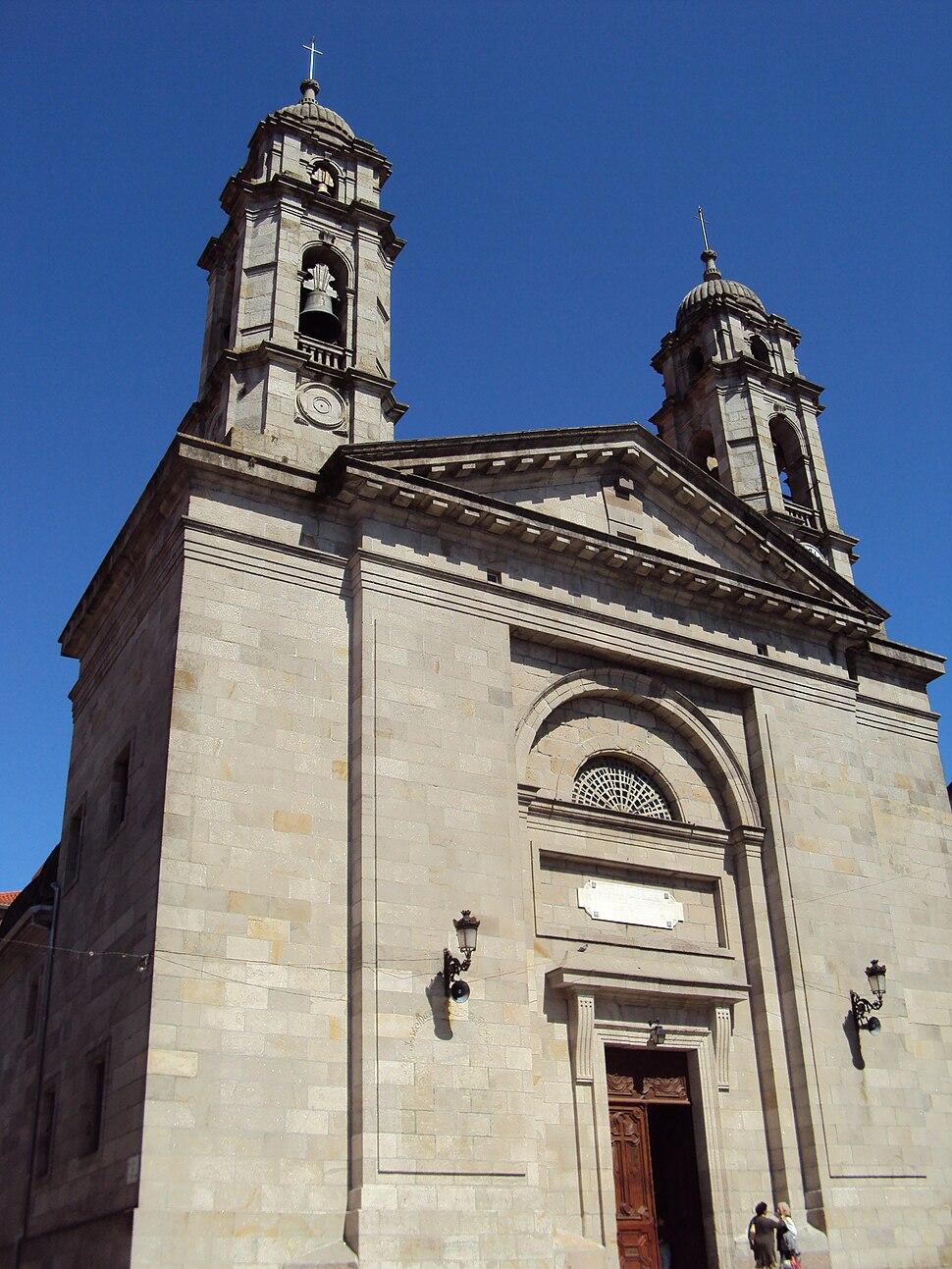 Colexiata de Santa María de Vigo