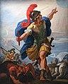 Collection Motais de Narbonne - Josué arrète la course du soleil - Carlo Maratta.jpg