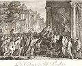 Collection de cent-vingt estampes, gravée d'après les tableaux and dessins qui composoient le cabinet de m. Poullain précédée d'un abrégé historique de la vie des auteurs qui la composent Cette suite (14778763605).jpg