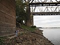 Columns for Three Southern Memphis Bridges Across Mississippi River - panoramio.jpg