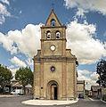 Comberouger - Eglise Saint Barthélémy XIX siècle.jpg