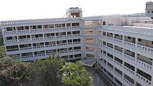 Comilla University - Comilla University Academic Building (South)