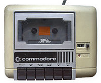A C2N Datassette recorder for Commodore computers