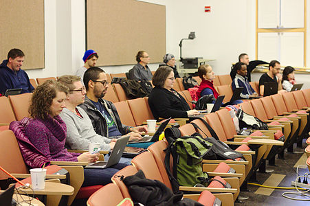 Community Data Science Workshop (Fall 2014) at University of Washington 03.jpg