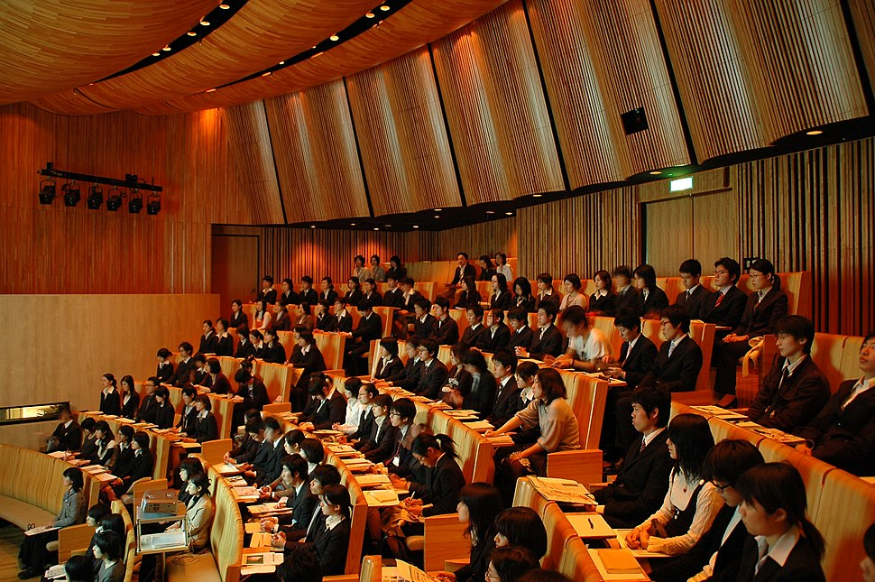 Company Information Session in Japan 001