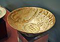 Conca, Rey (Iran), pisa amb decoració de reflex metàl·lic, museu de ceràmica de València.JPG