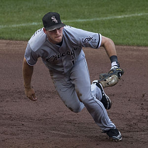 Conor Gillaspie - Gillaspie with Chicago White Sox
